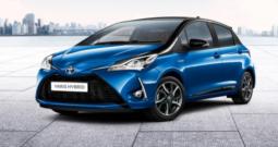 Toyota Yaris 1.5 Hybrid Business