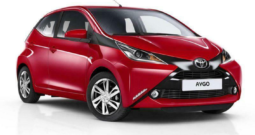 TOYOTA AYGO CONNECT 1.0 VVT-i x-business MMT Micro car 5-door (Euro 6.2)